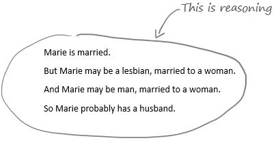 Marie reasoning